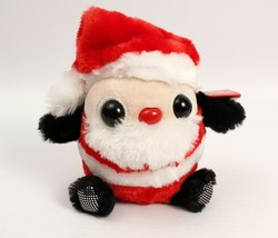 Snowball Santa Christmas Plush from Aurora New With Tags - $6.79