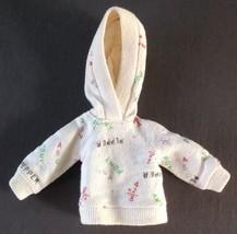 Vintage Ideal Pepper Doll Hooded Sweatshirt - $9.80