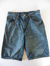 Mens Levis 569 Stone Wash Jean Shorts Size 31 - $14.95