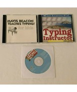 Mavis Beacon Typing Instructor Deluxe Kids Typing Computer PC Software C... - $28.49