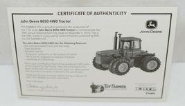 John Deere LP66139 National Farm Toy Show 2016 8650 4WD Evolution Series IV image 8
