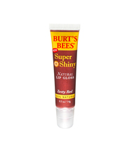 Burts Bees Super Shiny Lip Gloss in Zesty Red - Full Size - $11.00