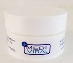 MediViral Breakthrough Herpes Topical Cream Treatment Cold Sores Cure image 1