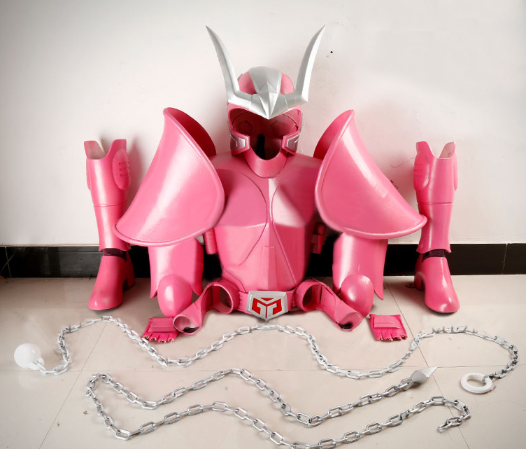 Primary image for Saint Seiya Andromeda Shun Cosplay Costume Armor for Sale
