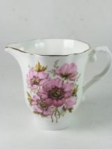Royal Grafton Fine Bone China Pink Flowers Tea Cup - $10.88