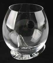 Lot of 2 Alessi Bettina Crystalline White Wine or Water Glasses w PMMA Support image 1