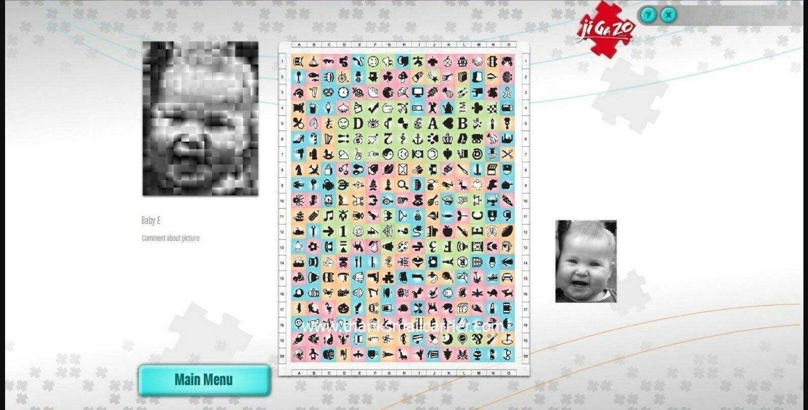 Hasbro Ji Ga Zo Puzzle 300 Piece Sepia Turns Photos Into Puzzles CD ROM Incl NIB