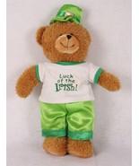 Sugar Loaf Luck of the Irish 2006 St Patrick's Day Bear Stuffed Animal P... - $16.82