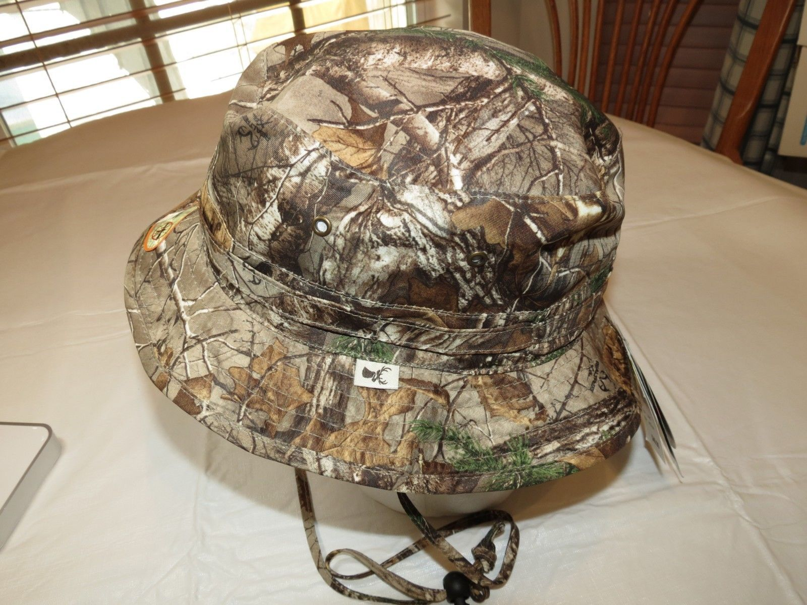 Southern Legends RealTree Xtra  No Fly Zone Sun Guard fishing hat Camo medium M