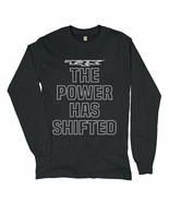 TRX The Power Has Shifted Long Sleeve T-shirt Off-road RAM Trucks Licensed - $15.91+