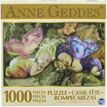 Anne Geddes 1000 Piece Puzzle - Fairy Babies - $15.83