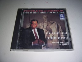 Portraits of Freedom - Music of Aaron Copeland and Roy Harris CD - $5.00