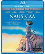 Nausicaä of the Valley of the Wind (Blu-ray + DVD) - $15.95