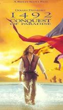 1492 - Conquest of Paradise [VHS] [VHS Tape] [1992]