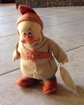 Rare Vintage 1937 Chad Valley Disney DOPEY Cloth/Felt Doll (Snow White&7 Dwarfs) - $315.25