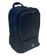 DadGear Backpack Diaper Bag Regen All Black - $74.10