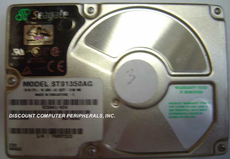 "Seagate ST91350AG 1.3GB 2.5"" IDE Drive Tested Good Free USA Ship Our Drives Work"