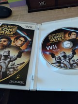 Nintendo Wii Star Wars: The Clone Wars: Republic Heroes image 2