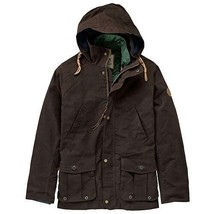 $298 Timberland Men's Mount Davis 3-IN-1 Waxed Canvas Jacket Size M - $148.50