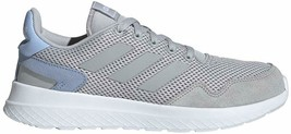 ADIDAS ARCHIVO WOMEN'S GRAY RUNNING SHOES #EF0450 - $49.99
