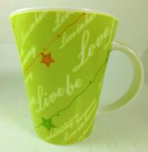 Starbucks 2006 Love Live Be Mug - $4.77