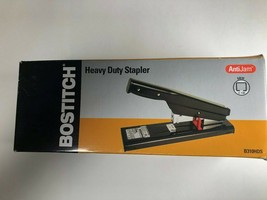 Stanley Bostitch B310HDS Heavy Duty Paper Stapler Up To 130 Sheets Black - $19.99