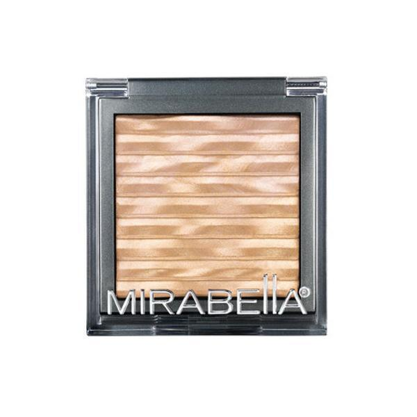 Mirabella Beauty Brilliant Mineral Highlighter, Swirling Pearl