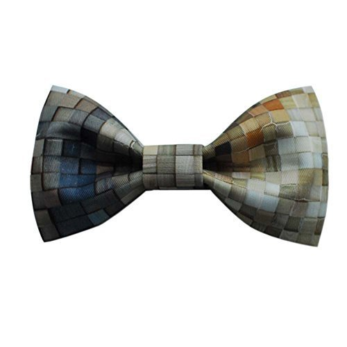 Vintage Plaid Patterned Bow Tie Men Ties Neckties Party Novelty Boy Bow Ties 7CM
