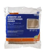 Frost King 2-Piece Quilted Indoor Air Conditioner Cover, Large, fits uni... - $20.81