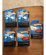 5 New Hot Wheels Mystery K7624, M6943, R7474  - $24.95