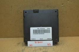 1998 Chevrolet Blazer S10 Bravada Body Control Module 16268395 BCM 352-7a7 - $9.99