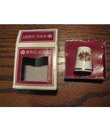 Royal Doulton Old Country Rose Thimble - $8.00