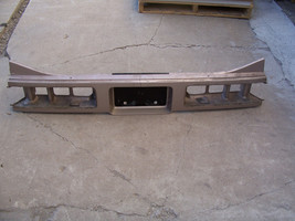 19 88 87 86 Riviera Taillight Trim Panel Rear Header Panel Used Gm Buick Cracked - $189.34