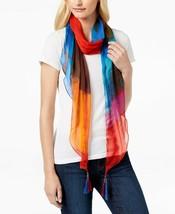 INC Tie Dye Tassel Bias Scarf - $28.50 - NWT - $9.49