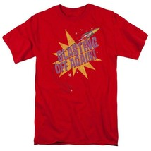 Astro Pop T-shirt Blasting Off retro 80's 70s candy cotton graphic tee AP107 image 2