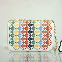Tory Burch Robinson Embroidered Adjustable Shoulder Bag - $375.00