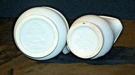 Pfaltzgraff Cream and Sugar Canister USA AA20-2131d Vintage image 3
