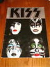 KISS ORIGINAL TOUR PROGRAM BOOK AUCOIN 1979 - $197.01