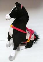 "Disney Store ""Khan"" Horse Pony Plush From Mulan Dual Tush Tag U.S. & London 16"" - $49.82"