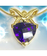 HAUNTED RING 8000x ETERNAL BLUE SKIES BROADEN THE WORLD EXTREME MAGICK 7... - $444.77