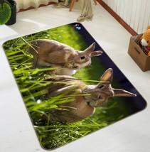 3D Cute Rabbit Animal 003 Non Slip Rug Mat Quality Elegant Photo Carpet ... - $93.14+