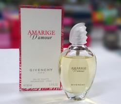 Amarige D'amour by Givenchy Women 1.7 fl.oz / 50 ml eau de toilette spra... - $64.98