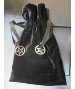 Velvet Witch Spellcast Magick Charging Bag Transfer Bag Witchcraft Jewelry Bag - $29.70