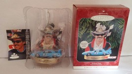 Hallmark Ornament Nascar Stock Car Champions 2nd in Series Richard Petty 1998 - $12.19