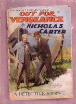 NEW MAGNET LIBRARY-#1300-OUT VENGEANCE-NICK CARTER FR - $31.04