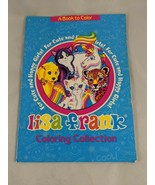 Lisa Frank Coloring Collection Book Unused 2009 - $13.60