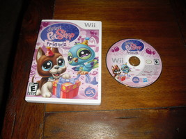 Littlest Pet Shop: Friends (Nintendo Wii, 2009) - $6.92