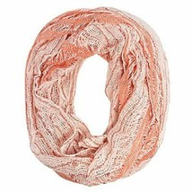 Collection XIIX Open Knit Scarf Coral - $21.28