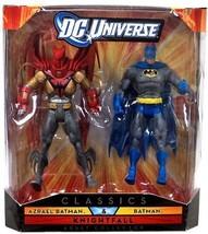 DC Universe Collector Classics Knightfall Azrael Batman Batman(board Cre... - $57.69
