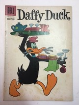 DAFFY DUCK, NO. 20, JAN-MAR, 1960, DELL COMICS SILVER AGE LOONEY TUNES  - $14.20